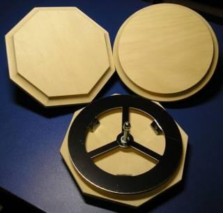 Вентиляционные заглушки для бани или сауны 3