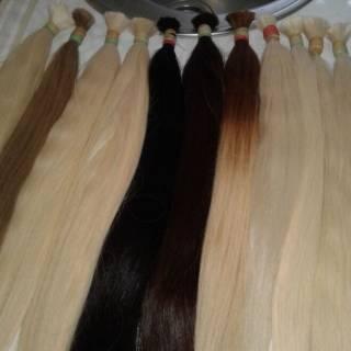Волосся натуральне, волосся для нарощення 4