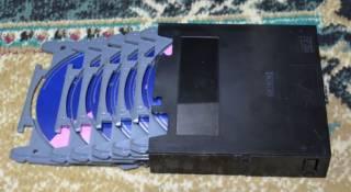 Uher CDC 1410 CD Проигрыватель. 7