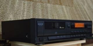 Uher CDC 1410 CD Проигрыватель. 3