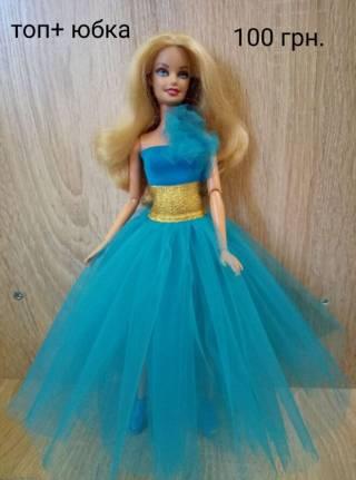 Одежда для кукол Барби, обувь, платье
