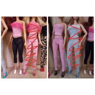 Одежда для кукол Барби, обувь 7