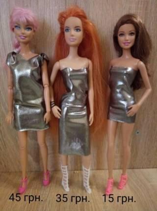 Обувь для кукол Барби, платье,юбки,лосины, обувь 4