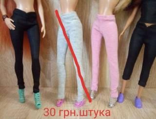 Обувь для кукол Барби, платье,юбки,лосины, обувь 8