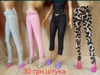Обувь для кукол Барби, платье,юбки,лосины, обувь 5