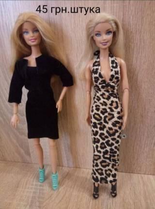 Обувь для кукол Барби, платье,юбки,лосины, обувь 2