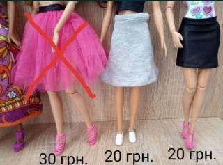 Обувь для кукол Барби, платье,юбки,лосины, обувь 9