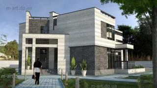 Архитектурное проектирование жилых и общественных зданий. 6