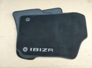 Комплект ковриков салона Seat Ibiza 2013-  6J0061675E041