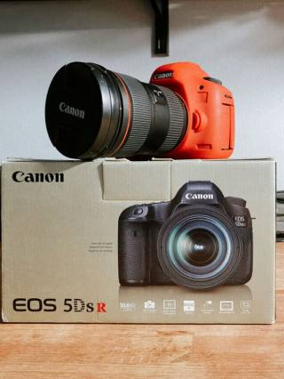 Canon 5DS R (50Mp) Мало Кадров