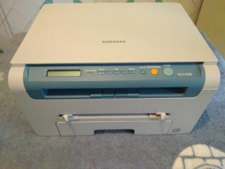 Лазерное МФУ Samsung SCX-4220 в идеале 2