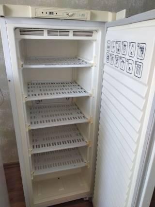 Продам дёшево морозильник Nord (Норд) 155, 200 л, 6 отделений, рабочий 2