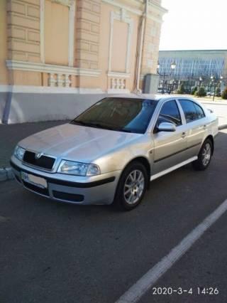 Продам автомобиль SKODA Octavia Tour 1,8 Turbo 6