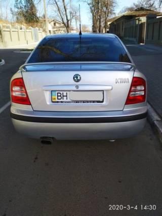Продам автомобиль SKODA Octavia Tour 1,8 Turbo 3