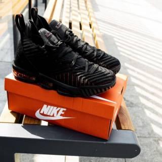 """Мужские кроссовки Nike LeBron 16 """"Fresh Bred"""" 41-45 р. 7"""