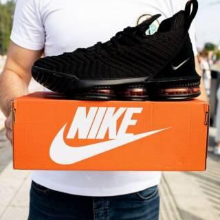 """Мужские кроссовки Nike LeBron 16 """"Fresh Bred"""" 41-45 р. 8"""