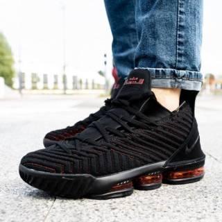 """Мужские кроссовки Nike LeBron 16 """"Fresh Bred"""" 41-45 р. 3"""
