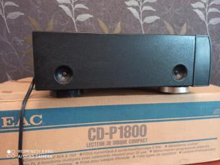 Продам cd проигрыватель TEAC CD-P 1800 7