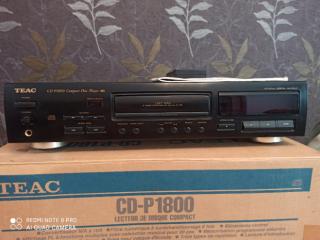 Продам cd проигрыватель TEAC CD-P 1800 9