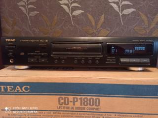 Продам cd проигрыватель TEAC CD-P 1800 2