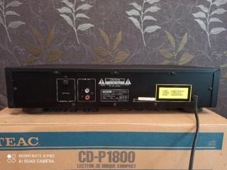 Продам cd проигрыватель TEAC CD-P 1800 3