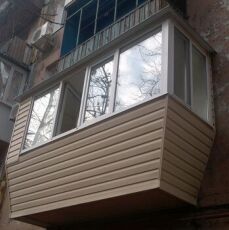 Балкны с выносом 7