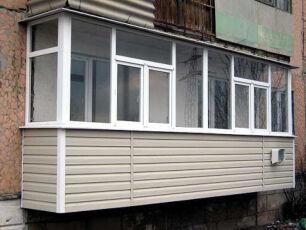 Балкны с выносом 10