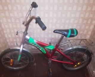 Велосипеды 14 и 16 дюймов в нормальном состоянии 2