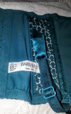 Пояс для чулок BARBARA- Франция.Размер S-M.Белье.Топ Zara. Лиф Пеньюар 6