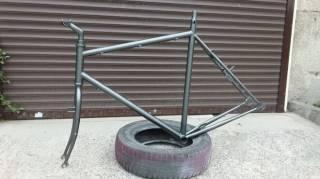 """Велосипедная рама под 28""""колеса с вилкой,рулевой,выносом и подседелом. 5"""
