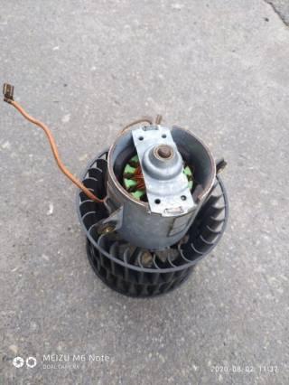 Вентилятор печки Астра F. 2