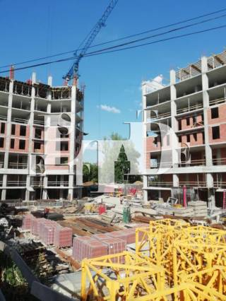 Продам 3-квартиру ЖК Bauhaus / Баухауз, ул. Сокольниковская, 28 ST 4