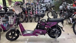 """Электро-Мотоцикл-Велосипед HONDA DIO""""С завода"""""""
