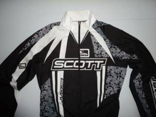 велоформа  SCOTT  Bike Cycling  ветровка дождевик (M) 2