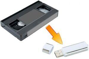 Оцифровка видеокассет. Перенос видео с кассеты на флешку.