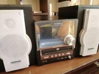 Музыкальный центр Daewoo DHC-UX3500 с USB