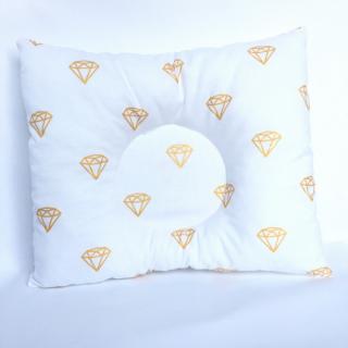 """Подушка для новорожденного в коляску/кроватку """"Брилианты"""""""