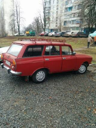Продам Москвич АЗЛК 2137