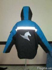 Куртка утепленная для работников АЗС