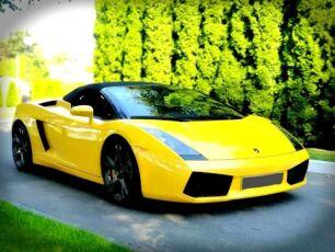 384 Lamborghini Gallardo прокат аренда