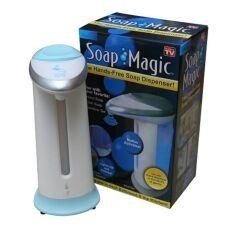 Сенсорный дозатор мыла Soap Magic