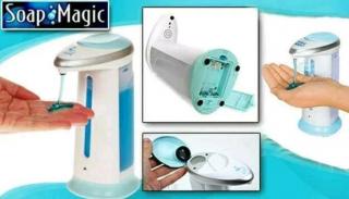 Сенсорный дозатор мыла Soap Magic 4