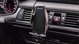 Безпроводное зарядное крепление телефона Penguin Smart Sensor S5 3