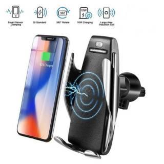 Безпроводное зарядное крепление телефона Penguin Smart Sensor S5