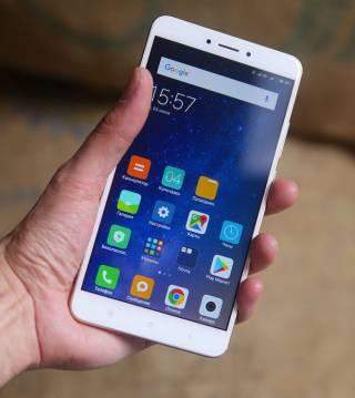 Телефон Xiaomi Mi Max 2 4/32gb Gold Cdma +gsm +lte батарея 5300 мА*ч