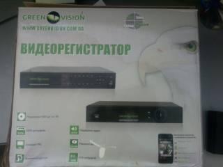 Відеореєстратор. GreenVision