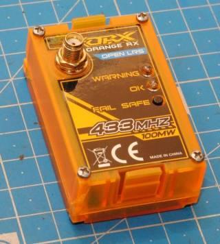 Модуль Futaba Orange OpenLRS 433 MHz 100 mW