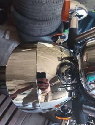 Продам мотоцикл geon invider 250B чопер 6
