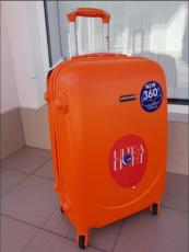 Чемодан Средний Fly К 310 Orange
