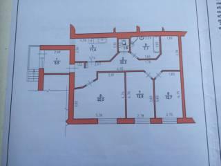 Продам трьохкімнатну квартиру в районі парку 900-річчя Луцька